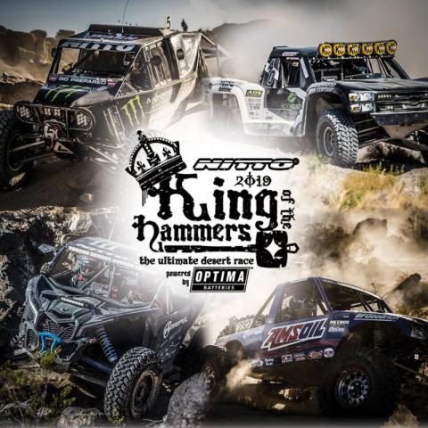 2019 King of the Hammers Updates   Ultra4 Racing