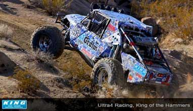 King Off-Road Racing Shocks | Ultra4 Racing