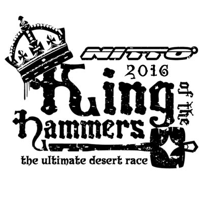 2016 King of The Hammers Logo
