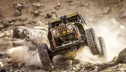 The King -- 2016 King of the Hammers