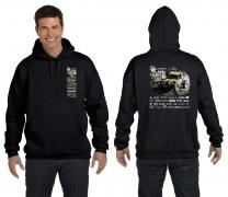 2017 King of the Hammers Men's Event Hoodie Ultra4 Racing KOH