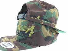 Ultra4 Racing King of the Hammers Green Camo Snapback Hat