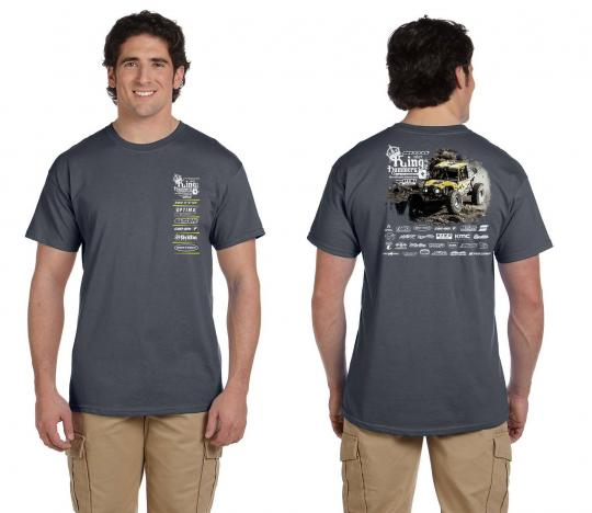 2017 King of Hammers Men's Event T-Shirt Ultra4 Racing KOH